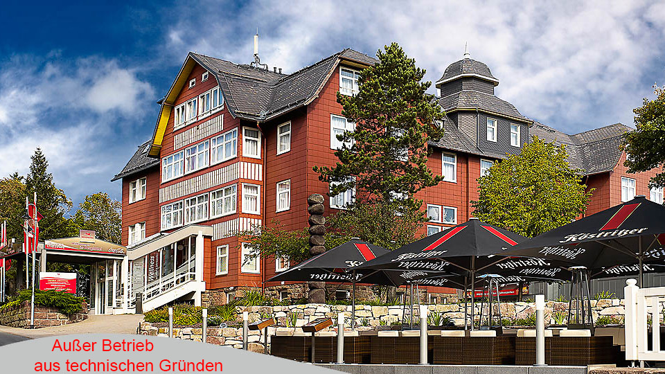 Berghotel Oberhof - Livecam 6