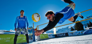 Snowvolleyball Tour Oberhof powered by Amway